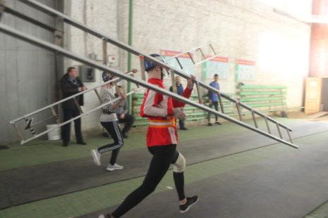 Открытое первенство города Якутска по пожарно-спасательному спорту среди детско-юношеских команд