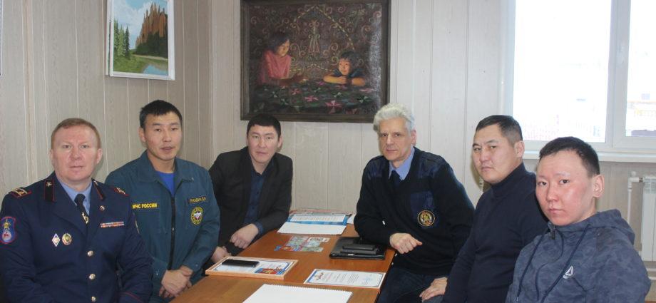 ДПО в с. Техтюр Хангаласского района Республики Саха (Якутия).